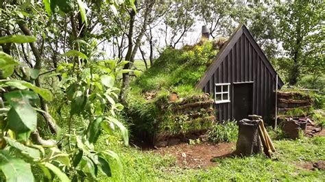 Tiny House For Sale Tiny Turf Houses In Iceland