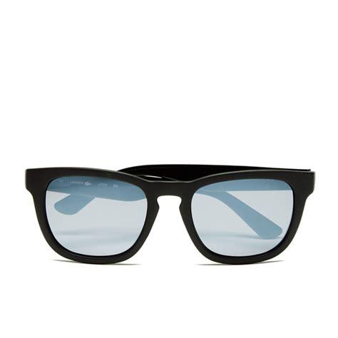 wayfarer matt lacoste unisex wayfarer sunglasses black matt free uk