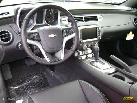 2013 Chevy Camaro Interior by Black Interior 2013 Chevrolet Camaro Lt Rs Convertible Photo 72123118 Gtcarlot
