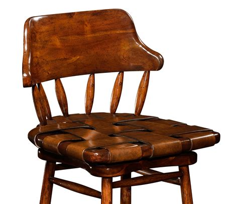 country style bar stools country style leather bar counter stools