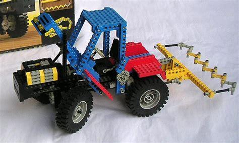 seit wann gibt es lego technic lego