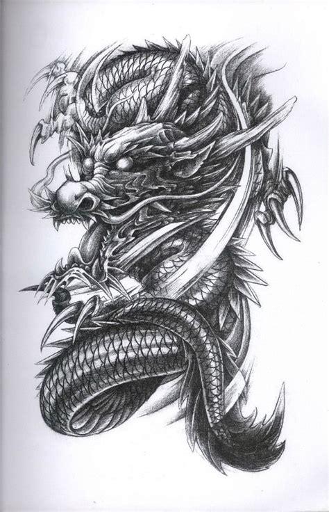 dragon skull tattoo designs diseno ideas dragons