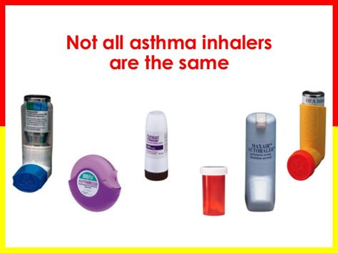 image gallery asthma spray