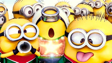imagenes 4k minions minions hd desktop wallpapers