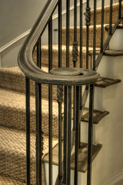 Rod Iron Staircase Best 25 Iron Staircase Ideas On Spindles For