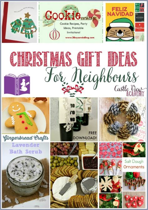 christmas gifts for neighbours gifts for neighbours castle view academy