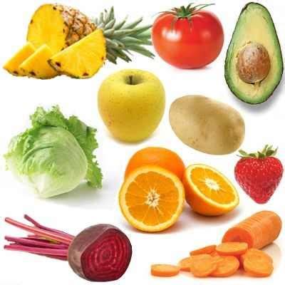 las frutas y vegetales temporalidad de las principales frutas y verduras