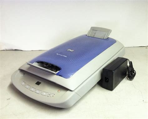 Photo Scanner Automatic Feeder hp scanjet scanner 4570c with automatic photo feeder c9926a ac adapter ebay