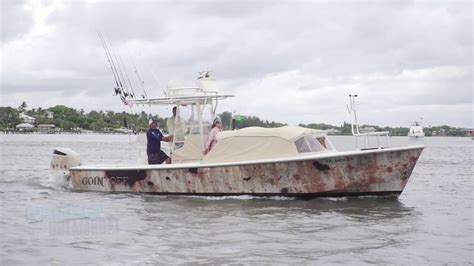 florida sportsman dream boat youtube florida sportsman project dreamboat dorado especial