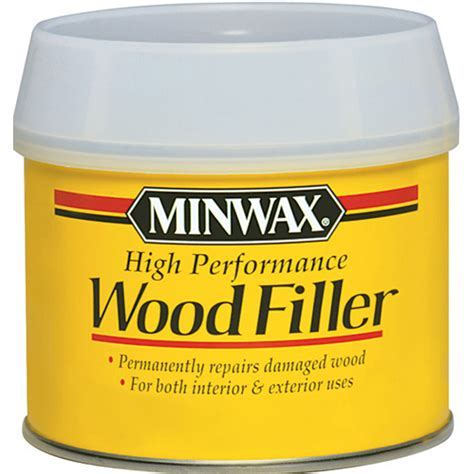 Shop Minwax High Performance Wood Filler at Lowes.com