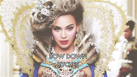 Bow Down Meme - queen gif find share on giphy