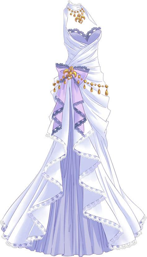 design ideas dress white dress body jewelry purple bow queen princess