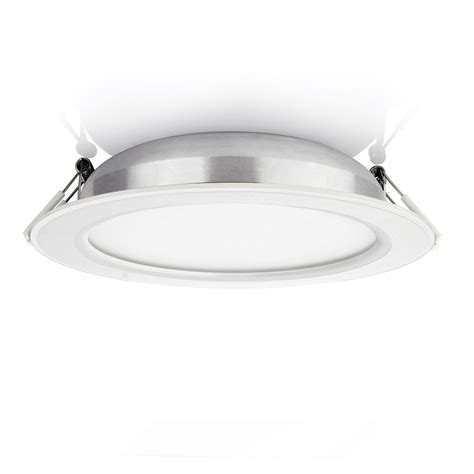 1 Set Lu Downlight milight wifi set met 12 watt rgbww inbouwspot met app