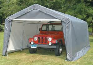 Portable Garages And Shelters Metal Garages Portable Garages Ideas Portable Garage