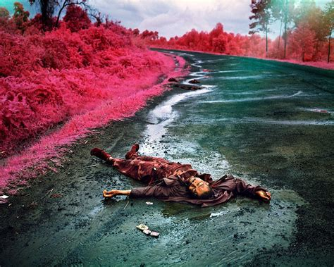the color war the color of war in congo richard mosse