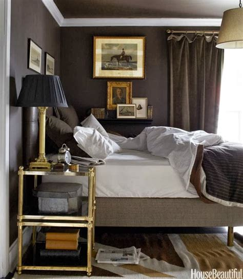 dark brown bedroom walls dark grey masculine bedroom