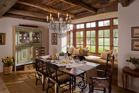 country dining room rustic kitchens design ideas tips inspiration