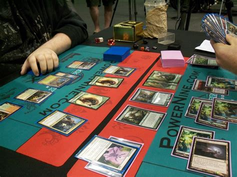 Mtg Table by Utter Leyton Crowned U S Ch Magic The Gathering