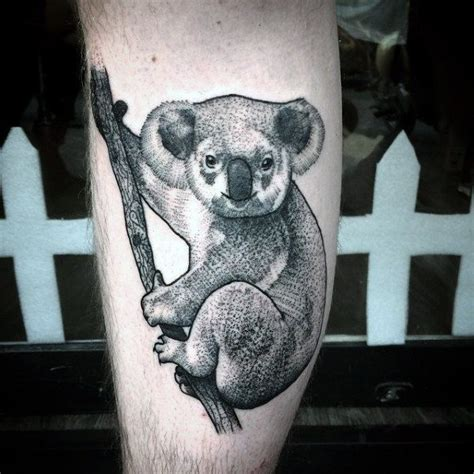 koala bear tattoo designs meaning and symbolism the