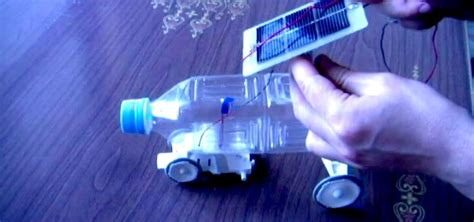 how to make solar car at home how to make a solar powered plastic bottle car 171 hacks mods circuitry