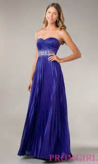 cheap prom gowns strapless prom dresses under 100 promgirl