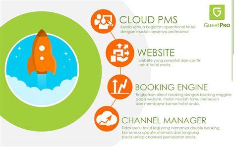 Software Manajemen Hotel D Pms Starter Version guestpro software manajemen properti buatan developer bali