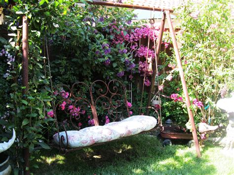 Back Yard Shabby Chic Decorating Home Decor And Shabby Chic Gardens