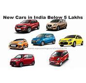 Upcoming Cars In India 2018  New Car Launches 2017