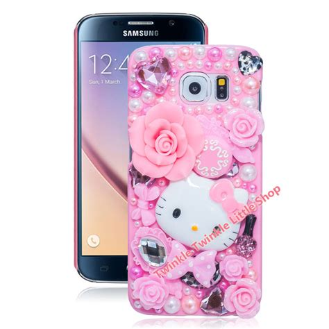 Casing Hp Samsung Galaxy 1 new hello plastic for samsung galaxy s6 edge phone cases