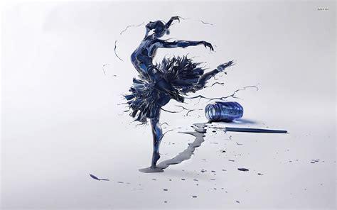 ink ballerina walldevil