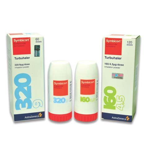 Symbicort Turbuhaler 160 4 5 Mcg 120 Doses Obat Asma Inhaler symbicort dosage information mims malaysia