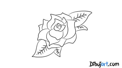 imagenes para dibujar una rosa c 243 mo dibujar una rosa 2 una rosa color fucsia
