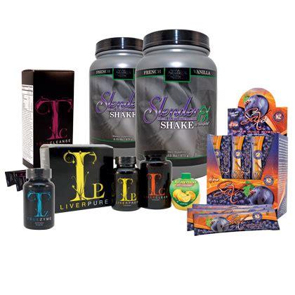Liverpure Detox Kit by Youngevity Dr Wallach True2life Premiere Detox Vanilla
