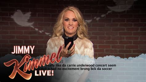 mean tweets country music edition youtube