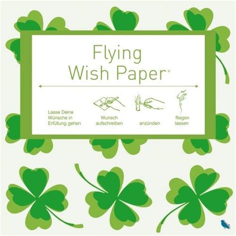 How To Make Flying Wish Paper - flying wish paper 15 fliegende wunschzettel