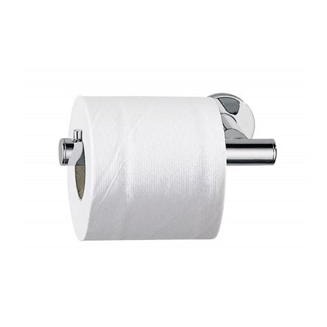 Bathroom Accessories Toilet Roll Holder Touch Toilet Roll Holder A46250 Chrome