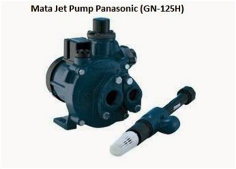 Pompa Air Panasonic Gn 205hx Harga