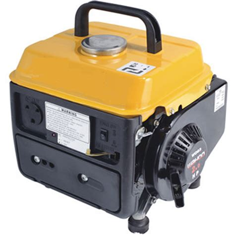 petrol home use 750w small gasoline generator 220v 110v