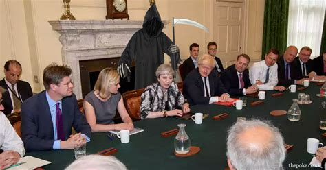 May Cabinet by Exclusive Photo Of Theresa May S Cabinet Meeting