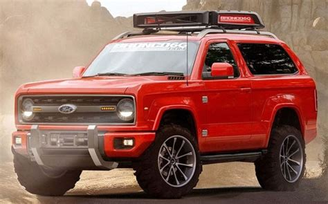 How Much Will A 2020 Ford Bronco Cost by Ford Bronco 2020 New Bronco Is Confirmed Release Date