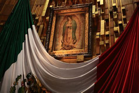imagen de la virgen de guadalupe que esta en la basilica la virgen de guadalupe y el milagro de sus ojos reporte 98 5