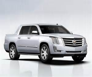 Cadillac Ext The Cadillac Escalade Ext Might Come Back For 2017 Model Year