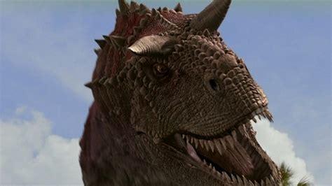 dinosaurus film wikipedia carnotaurus tribute burn youtube