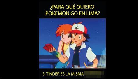 Pokemon Memes En Espaã Ol - pok 233 mon go los memes tras el lanzamiento oficial del