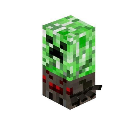 Minecraft Papercraft Spider - minecraft papercraft mini spider creeper for