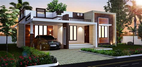 compact house design kerala home design house plans indian budget models