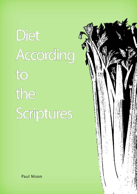 according to the scriptures the of in the dvd diet according to the scriptures 2013 by paul