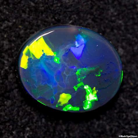 Black Opal 9 9 Ct 1 37 ct black opal 9x7 5x3mm black opal direct