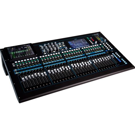 allen and heath console allen heath qu 32c 38 in 28 out digital mixing ah qu