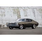 Kindig 1970 Chevelle